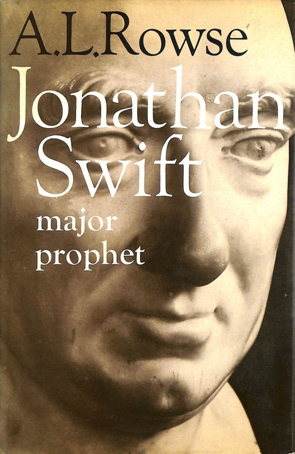 Image for Jonathan Swift: Major Prophet