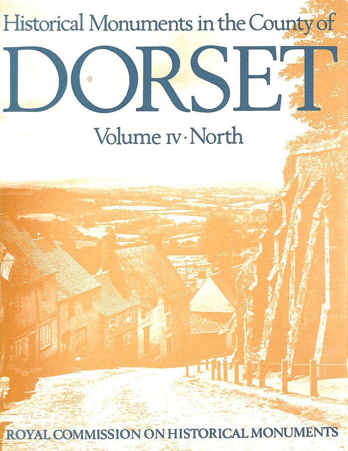 Image for Inventory of the Historical Monuments in the County of Dorset: North v. 4