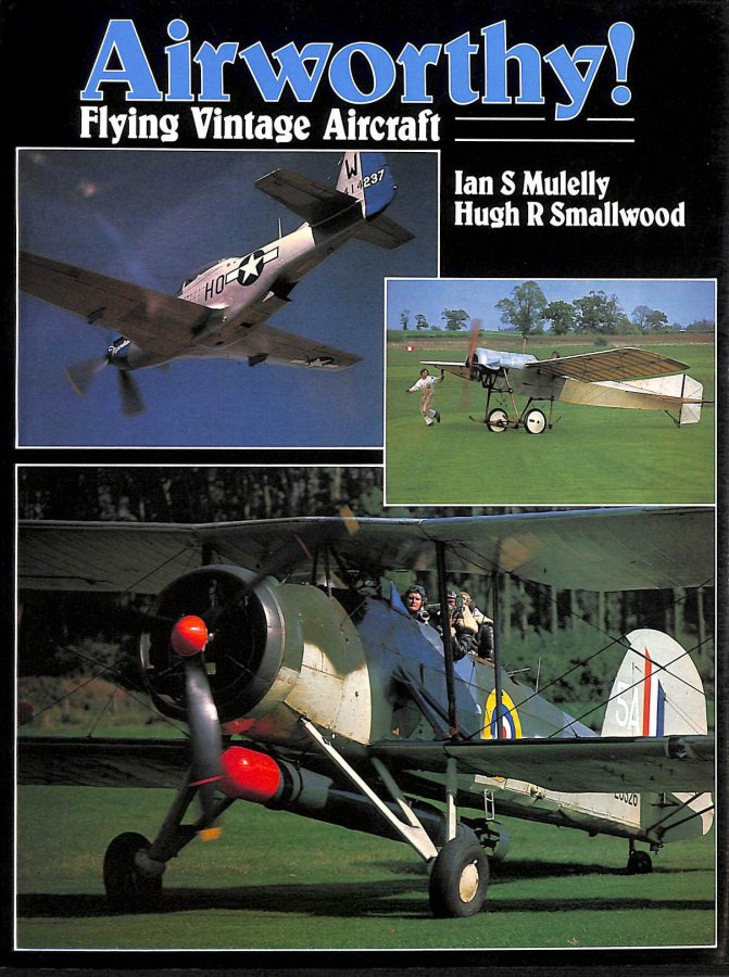 Image for Airworthy!: Flying Vintage Aircraft