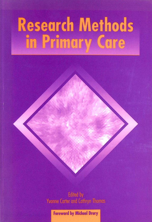 Image for Research Methods in Primary Care