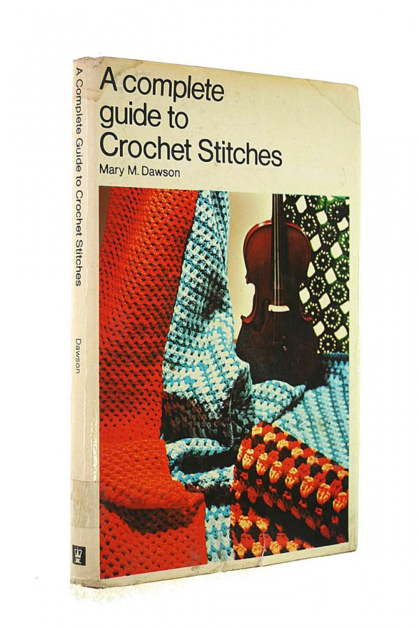Image for Complete Guide to Crochet Stitches