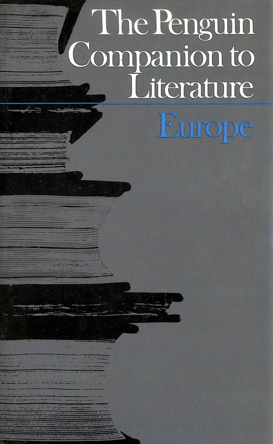 Image for Penguin Companion to Literature: Europe v. 2