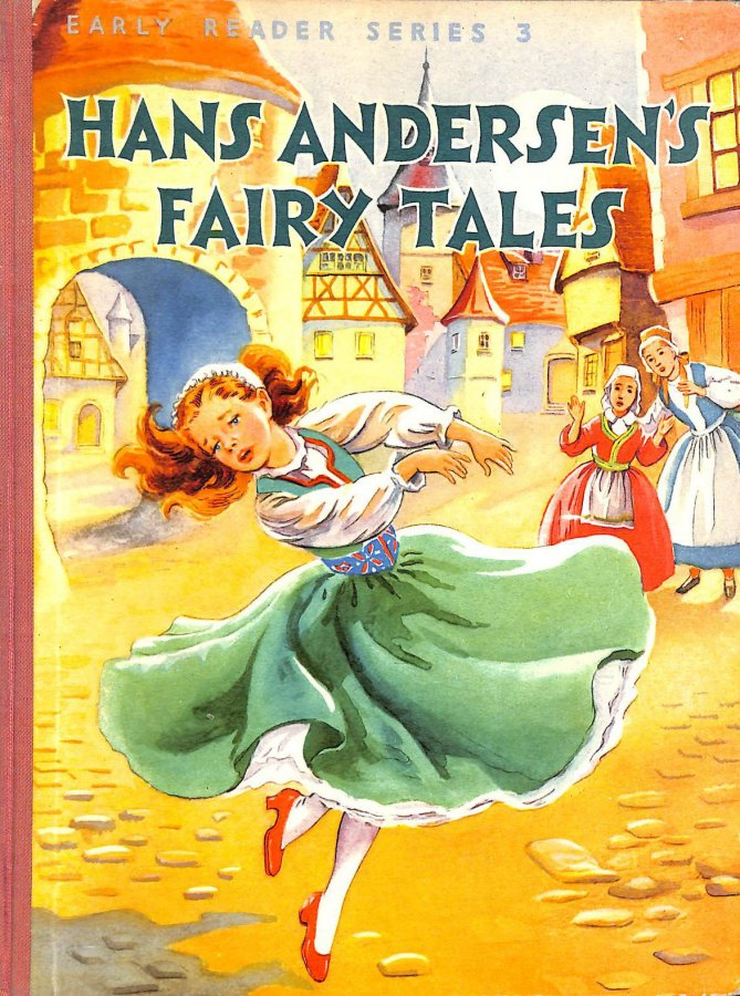 Image for Andersen's Fairy Tales - A Selection for Very Young Readers (Early Reader Series 3)