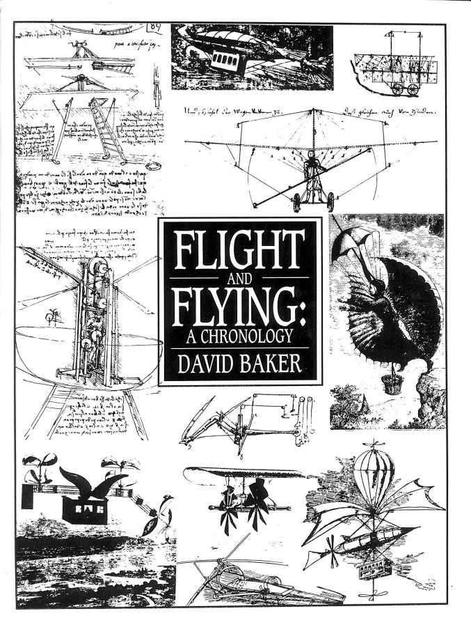 Image for Flight and Flying: A Chronology