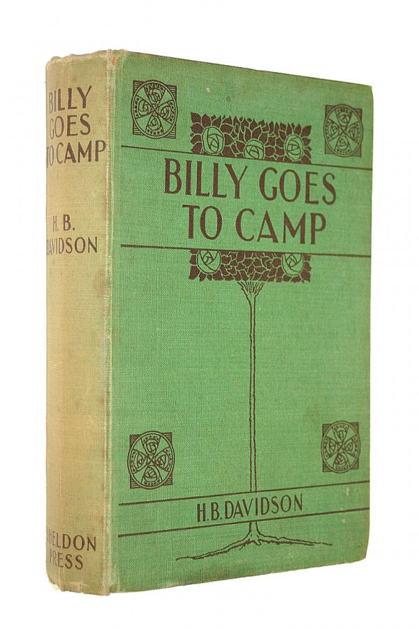 Image for Billy Goes to Camp
