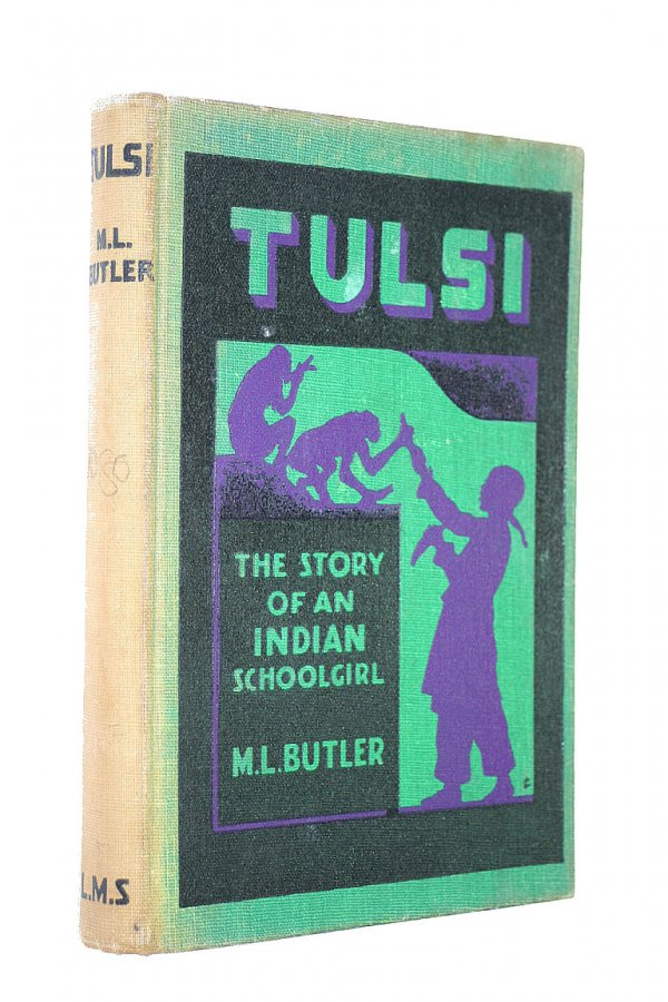 Image for Tulsi - The Story of an Indian Schoolgirl
