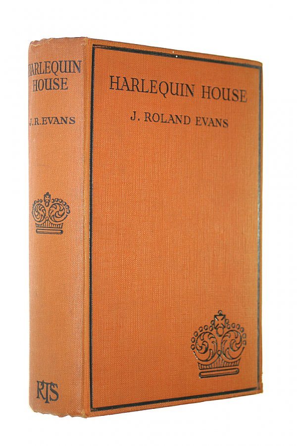 Image for Harlequin House