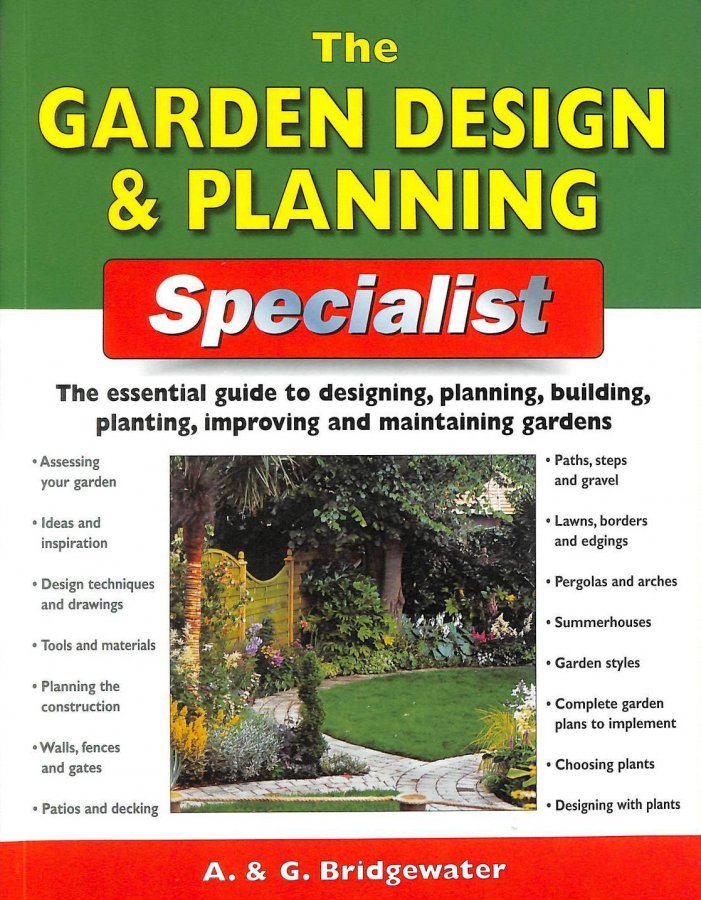 Image for The Garden Design and Planning Specialist (Specialist Series)