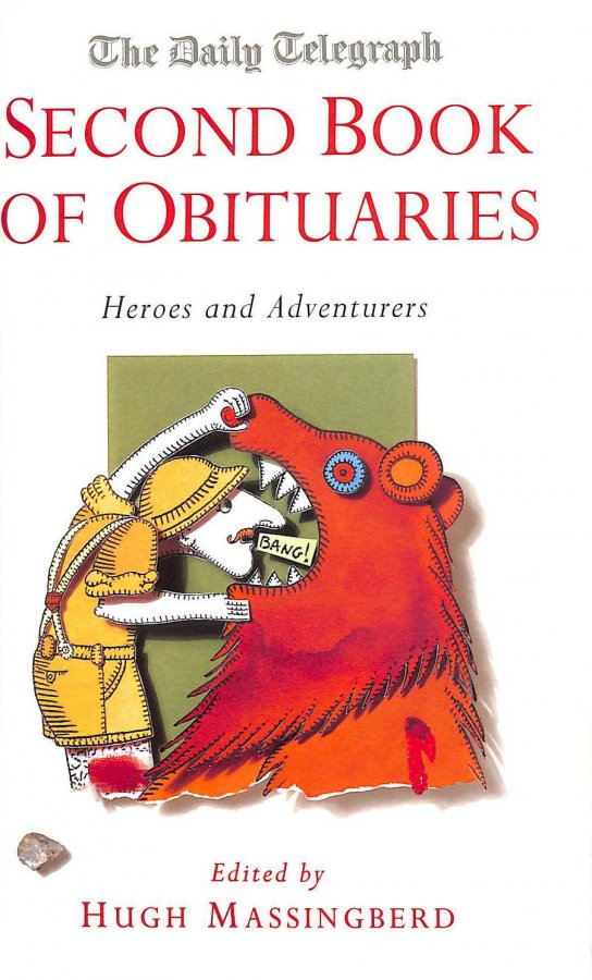 Image for Daily Telegraph  Book Of Obituaries: Vol Ii: Heroes And Villainsm: Heroes and Adventurers Vol 2