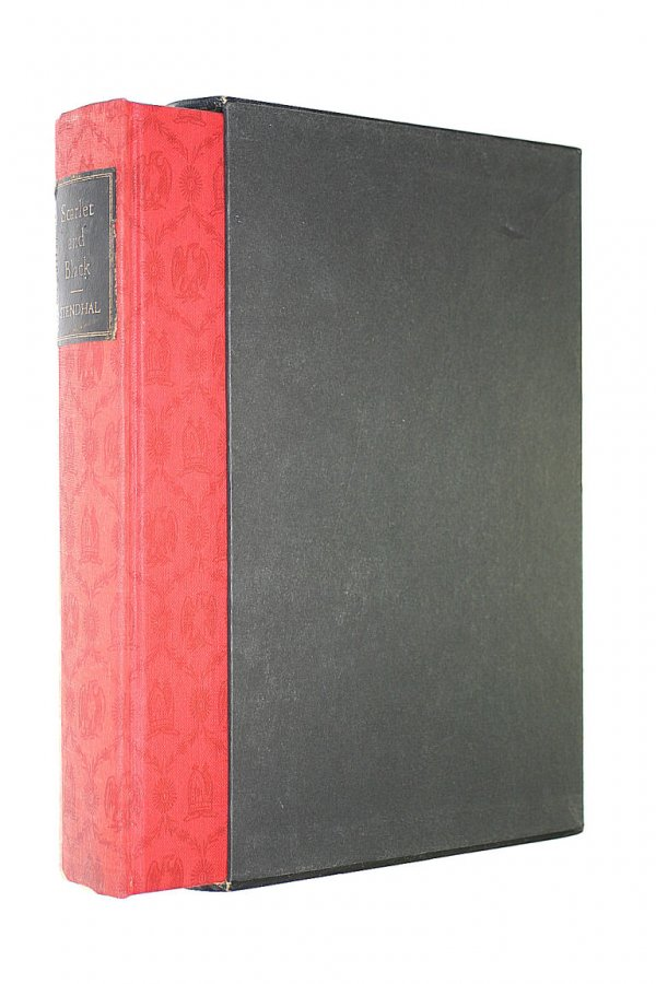 Image for Scarlet and Black. a Chronicle of the Nineteenth Century. Translated and with an Introduction By Margaret R B Shaw