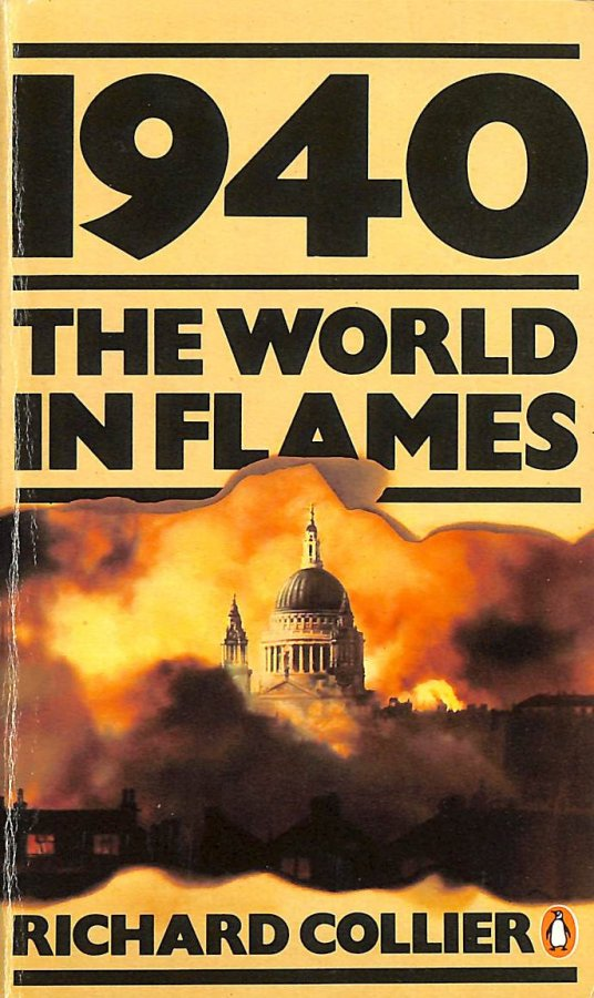 Image for 1940: The World in Flames