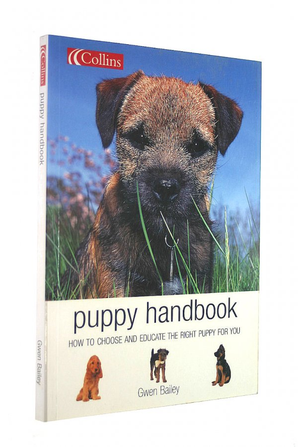 Image for Collins Puppy Handbook