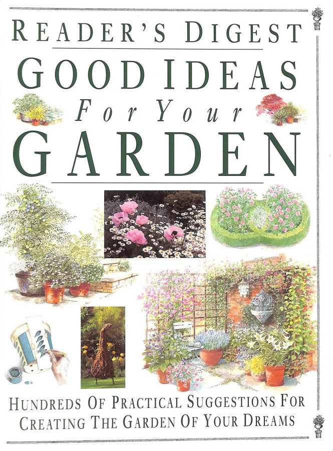 Image for Good Ideas for Your Garden (Readers Digest)
