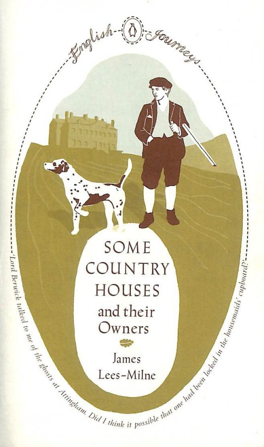 Image for Some Country Houses and their Owners (Penguin English Journeys)