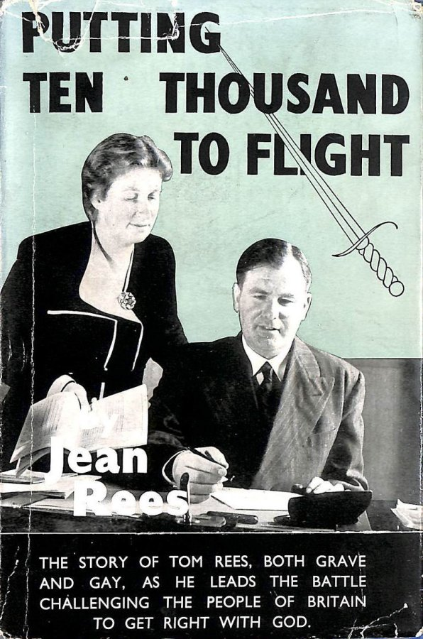 Image for PUTTING TEN THOUSAND TO FLIGHT: THE STORY OF TOM REES