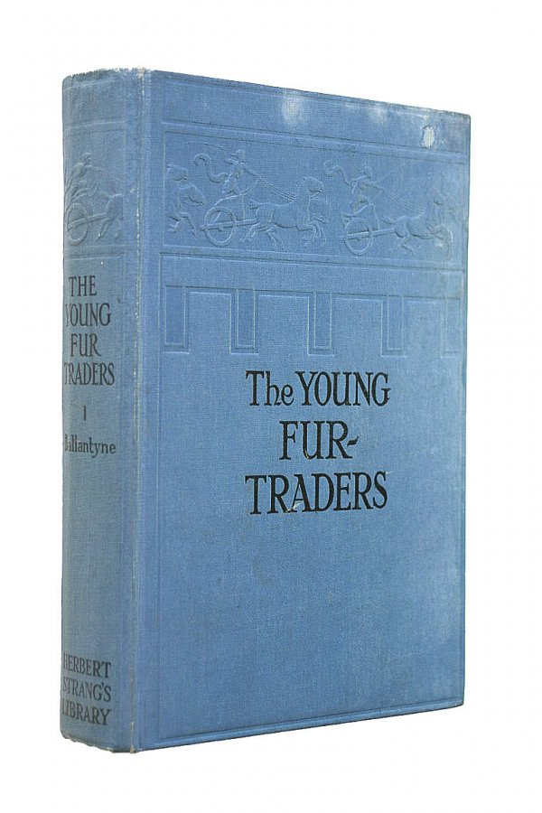 Image for The Young Fur Traders