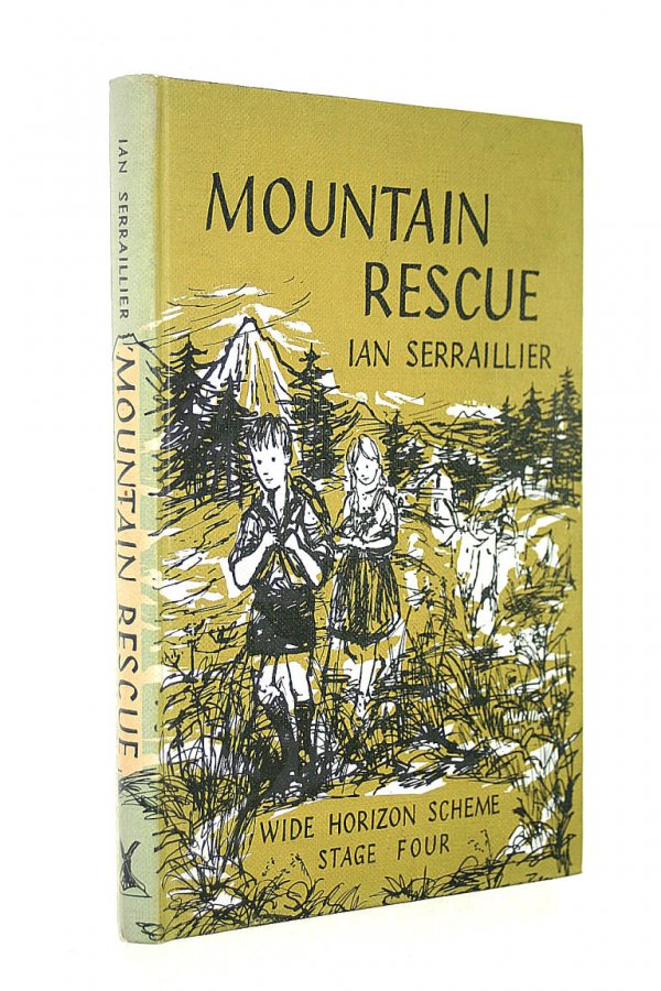 Image for MOUNTAIN RESCUE (RETOLD FROM FLIGHT TO ADVENTURE)