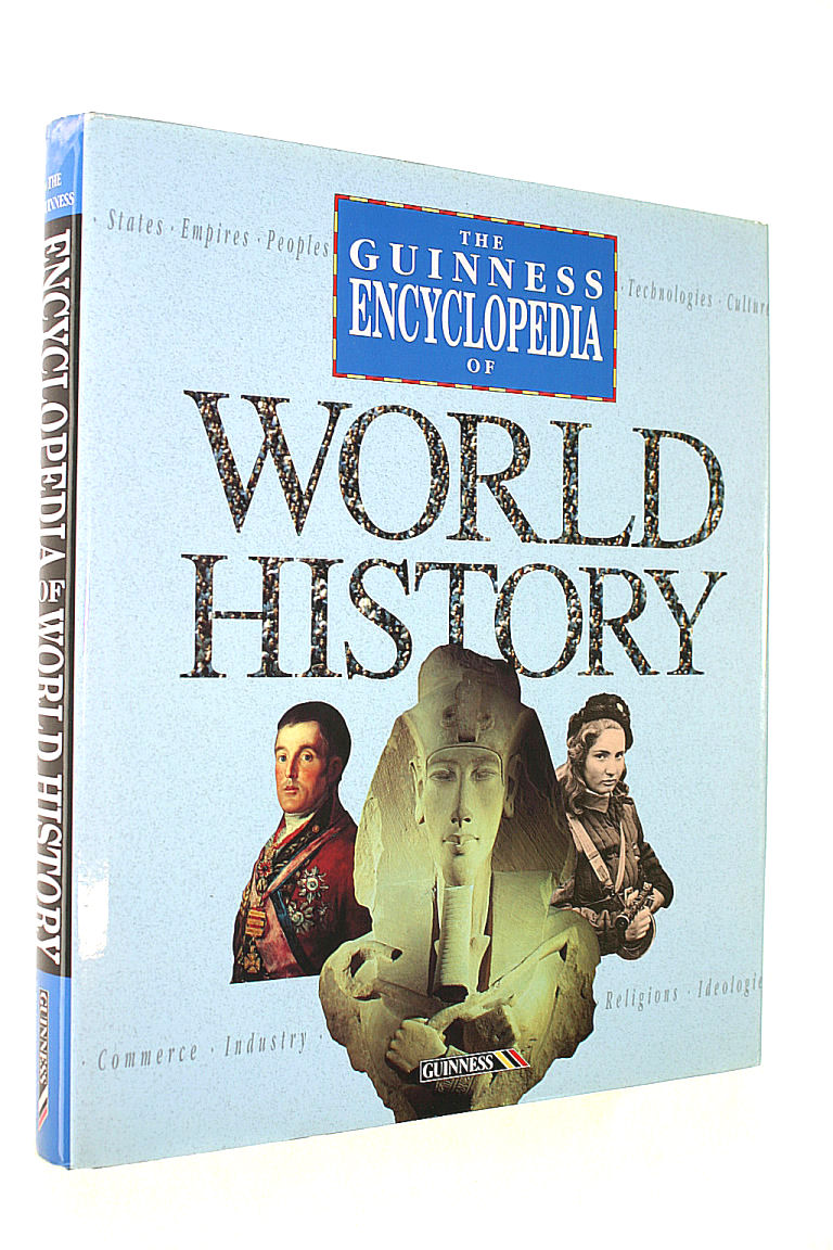Image for The Guinness Encyclopedia of World History