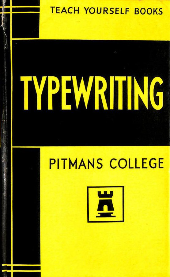 Image for Teach Yourself Typewriting - Teach Yourself Books