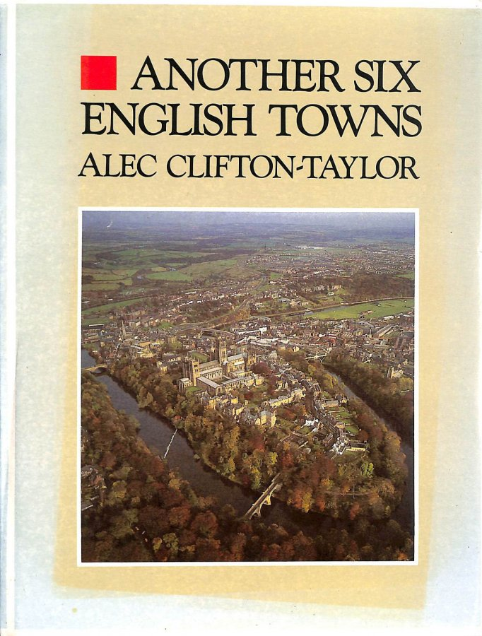 Image for Another Six English Towns