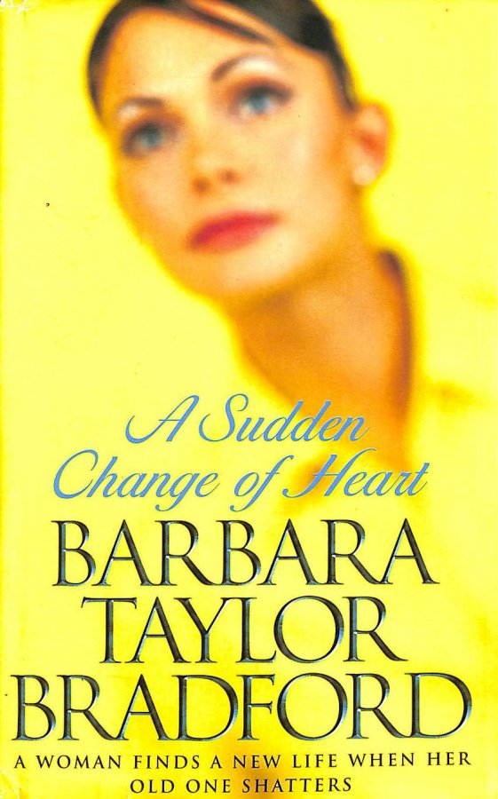 Image for A Sudden Change of Heart (Wheeler Large Print Book Series)
