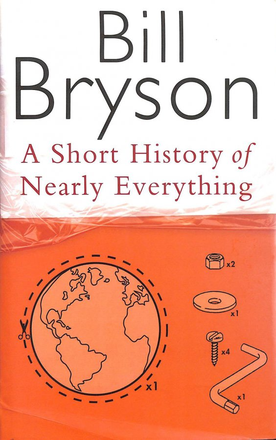 Image for A Short History Of Nearly Everything (Bryson)