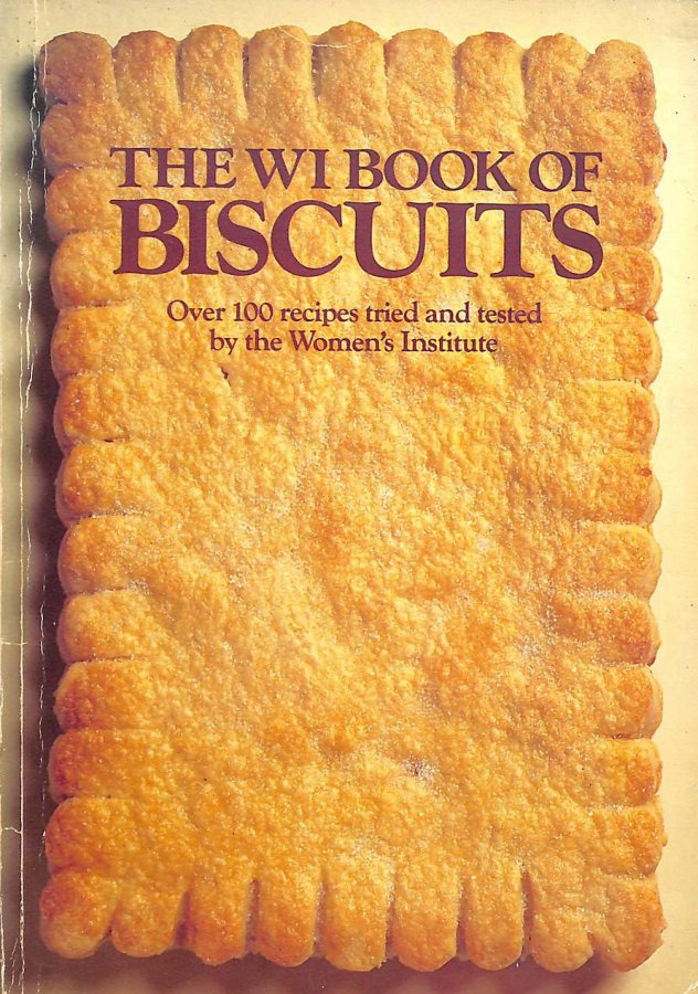 Image for The WI Book of Biscuits