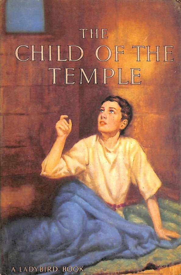 Image for The Child of the Temple