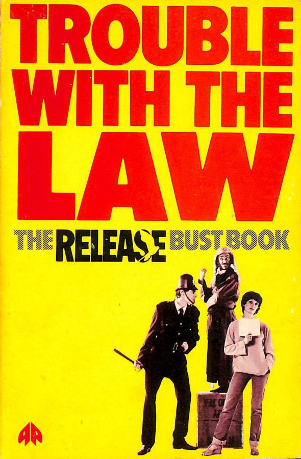 Image for Trouble with the Law: The Release Bust Book