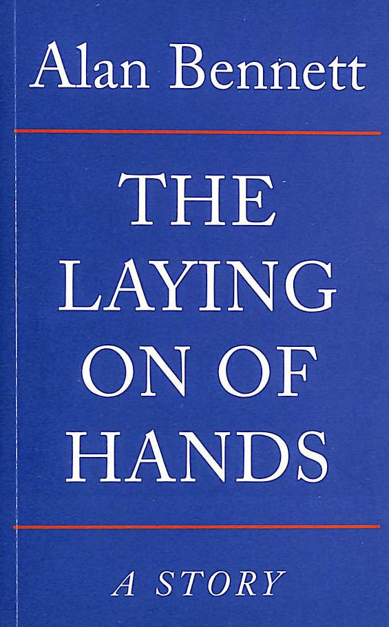 Image for The Laying On Of Hands