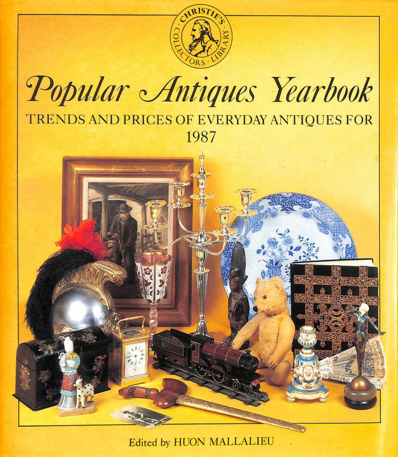 Image for Popular Antiques Yearbook: Trends and Prices of Everyday Antiques for 1987: 2 (Christie's South Kensington)