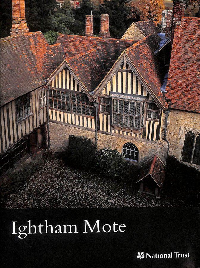 Image for Ightham Mote (National Trust Guidebooks)
