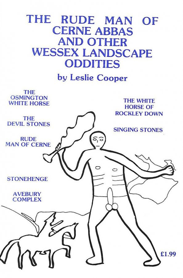 Image for The Rude Man of Cerne Abbas and Other Wessex Landscape Oddities