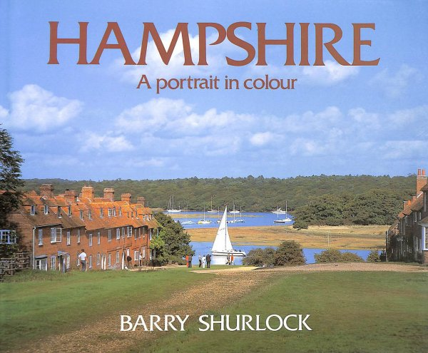 Image for Hampshire: A Portrait in Colour
