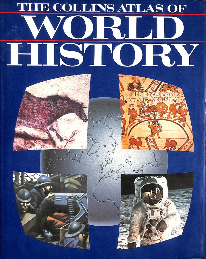Image for The Collins Atlas of World History