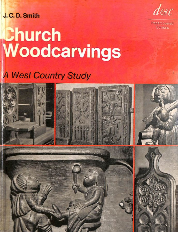Image for Church Woodcarvings: West Country Study