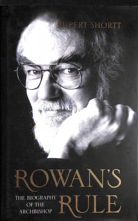 Image for Rowan's Rule: The Biography of the Archbishop
