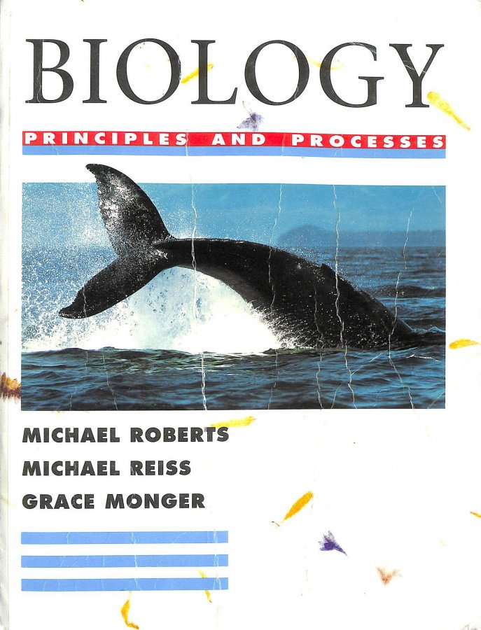 Image for Biology: Principles and Processes (Biology principles and processes)