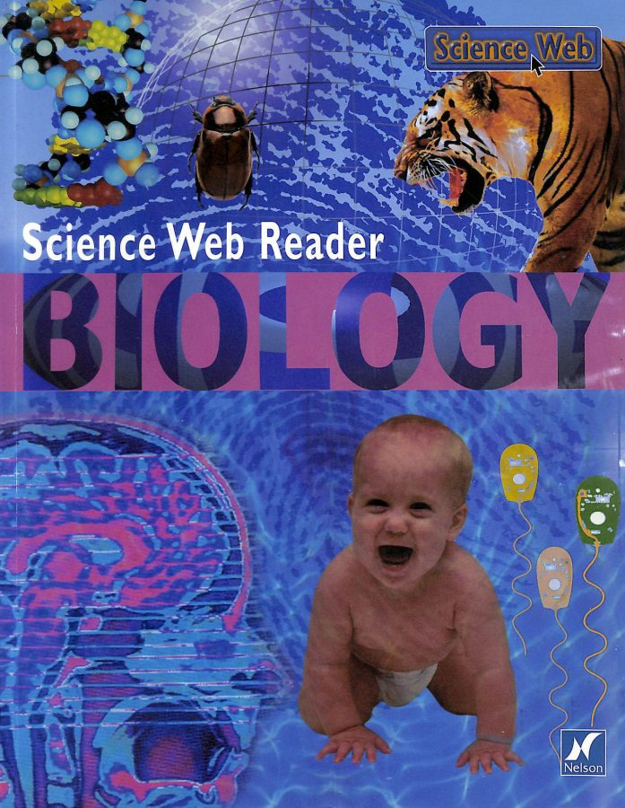 Image for Science Web Reader: Biology: Readers