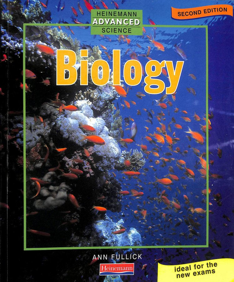 Image for Heinemann Advanced Science Biology,
