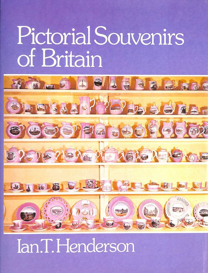 Image for Pictorial Souvenirs of Britain