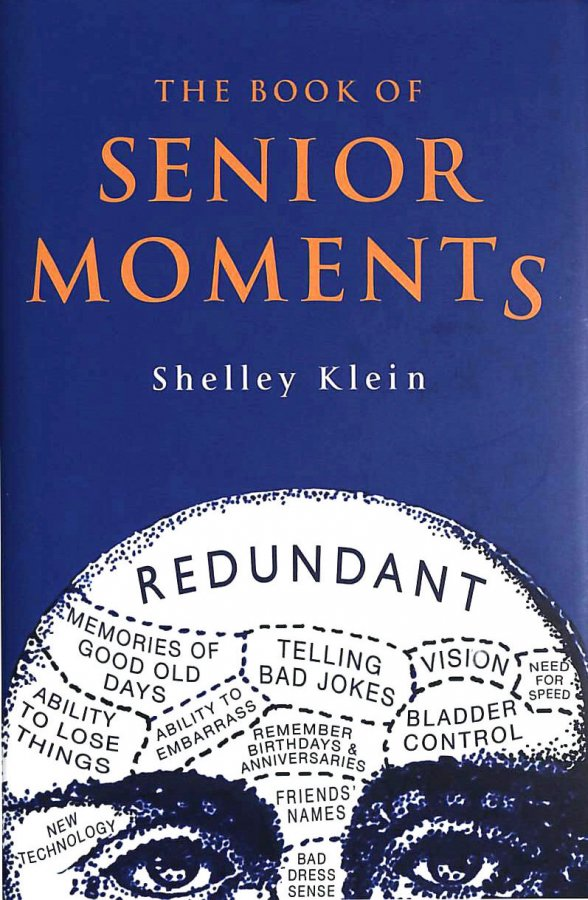 Image for The Book of Senior Moments