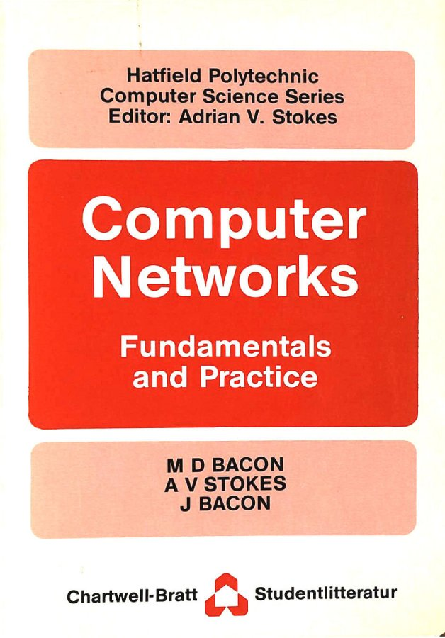 Image for Computer Networks: Fundamentals and Practice