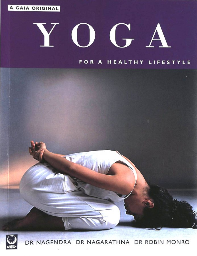 Image for Yoga for a Healthy Lifestyle