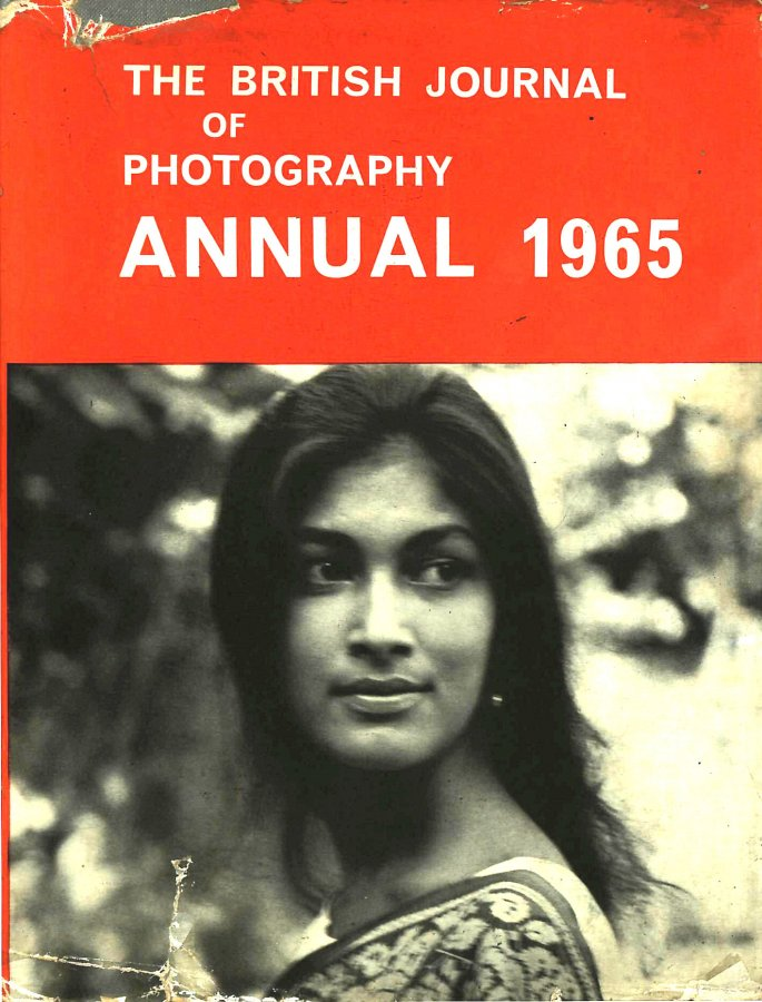 Image for The British Journal Of Photography Annual 1965