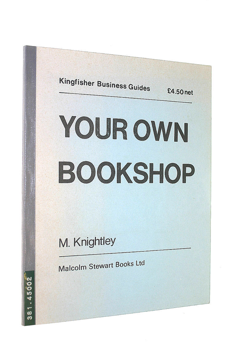 Image for Your Own Bookshop