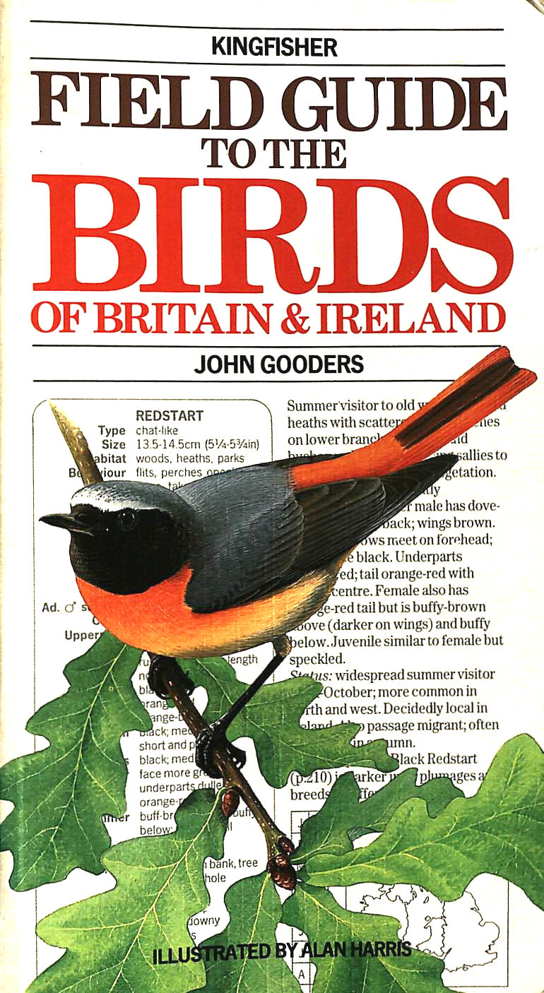 Image for Field Guide to the Birds of Britain and Ireland (Field Guides)