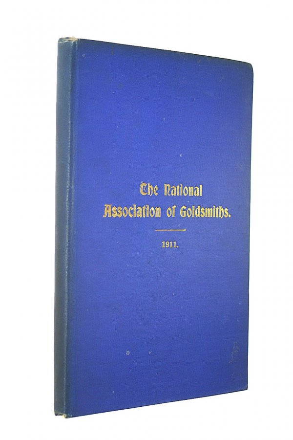 Image for Handbook of the National Association of Goldsmiths