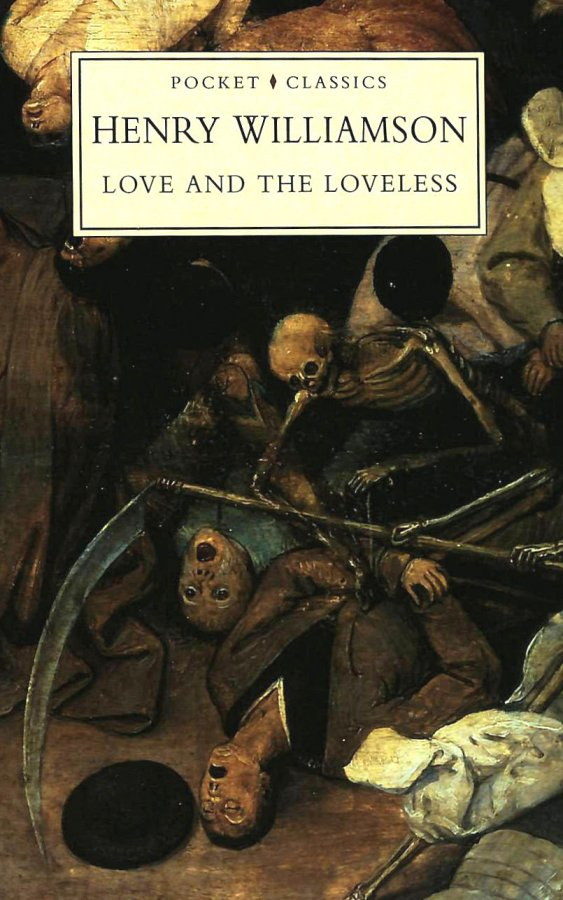 Image for Love and the Loveless
