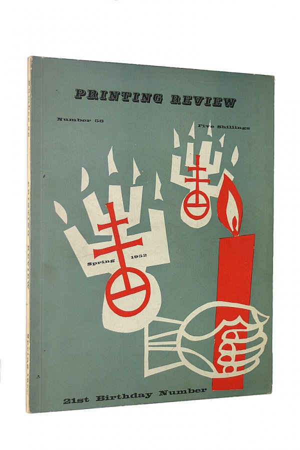 Image for Printing Review No.58, Spring 1952